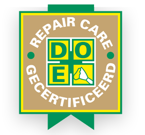 gecertificeerd repair care